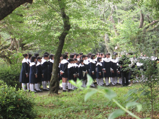 ドイツ兵慰霊祭ブログ用